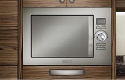 f795ece2c Micro-ondas com a inovadora tecnologia profissional que permite utilizar  grill e micro-ondas de forma combinada ou independente para preparar  alimentos.